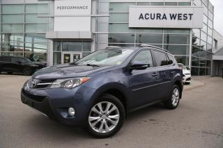 Used 2013 Toyota RAV4 LIMITED  for sale in London, ON