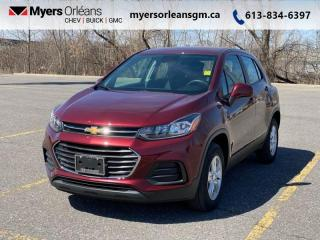 Used 2017 Chevrolet Trax LS  - Low Mileage for sale in Orleans, ON