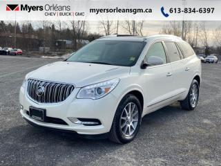 Used 2015 Buick Enclave Leather for sale in Orleans, ON