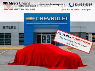 Used 2020 Chevrolet Silverado 1500 LT Trail Boss for sale in Orleans, ON