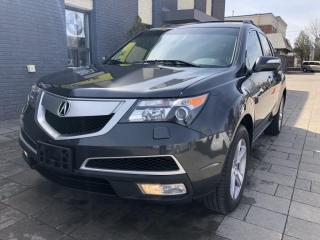 Used 2013 Acura MDX AWD TECH PKG for sale in Nobleton, ON