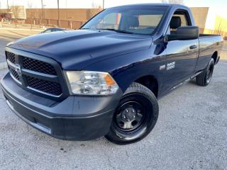 Used 2016 RAM 1500 2WD Reg Cab Long Box (403)966-2131 text 24/7 book today for sale in Calgary, AB