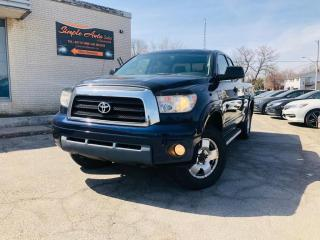 Used 2008 Toyota Tundra 4WD Double Cab 146