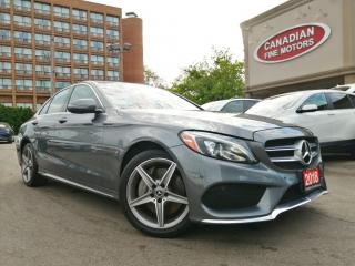 Used 2018 Mercedes-Benz C 300 AMG SPORTS PKG  WARR FEB 2022   NAVI CAM   4 NEW SNOW TIRES* for sale in Scarborough, ON