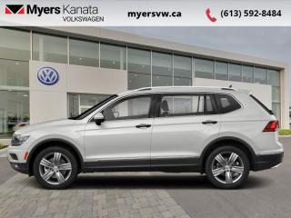 New 2021 Volkswagen Tiguan Highline 4MOTION for sale in Kanata, ON