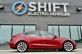 Used 2018 Tesla Model 3 PERFORMANCE ENHANCED AUTOPILOT, TRACK MODE for sale in Oakville, ON