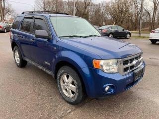 Used 2008 Ford Escape XLT 2WD V6 AS-IS for sale in London, ON