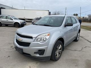 Used 2011 Chevrolet Equinox LS 2WD for sale in Oakville, ON