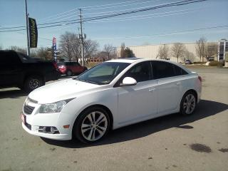 Used 2012 Chevrolet Cruze 2LT for sale in Leamington, ON