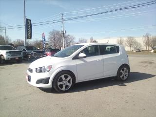 Used 2014 Chevrolet Sonic LT Auto 5-Door for sale in Leamington, ON