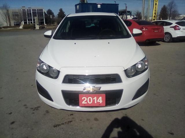 2014 Chevrolet Sonic LT Auto 5-Door