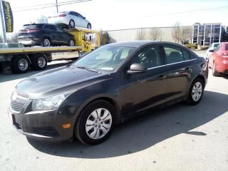 Used 2014 Chevrolet Cruze 2LT Auto for sale in Leamington, ON