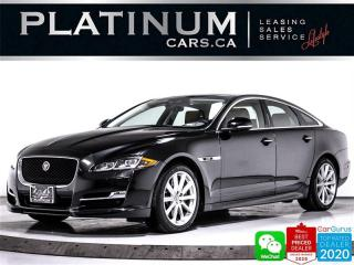Used 2019 Jaguar XJ R-Sport, AWD, 360HP, NAV, PANO, HEATED/VENTED, CAM for sale in Toronto, ON