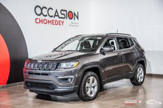 Used 2018 Jeep Compass North+NAVI+VOLANT/SIEGES CHAUFFANTS+CUIR for sale in Laval, QC