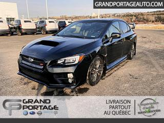 Used 2017 Subaru WRX STI STI berline 4 portes BM AWD for sale in Rivière-Du-Loup, QC