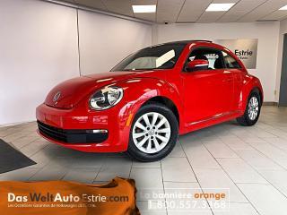 Used 2013 Volkswagen Beetle 2.5L Comfortline, Toit, Manuel for sale in Sherbrooke, QC