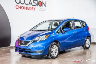 Used 2017 Nissan Versa Note SV+SIEGES CHAUFFANTS+CAMERA DE RECUL+BLUETHOOTH for sale in Laval, QC