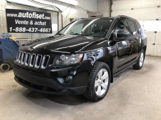 Used 2012 Jeep Compass $55.42/ sem+taxes4WD  Sport, toit ouvrant for sale in St-Raymond, QC