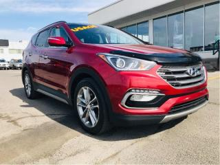 Used 2017 Hyundai Santa Fe Sport AWD 4dr 2.0T SE,sportbluetooth,camera de recu,toit for sale in Lévis, QC