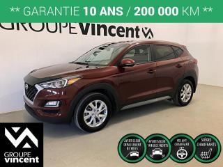 Used 2020 Hyundai Tucson PREFERRED ** GARANTIE 10 ANS ** Occasion à saisir, vus récent à bas kilométrage! for sale in Shawinigan, QC