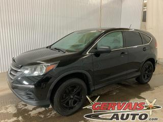 Used 2013 Honda CR-V LX AWD Caméra Sièges Chauffants A/C *Traction intégrale* for sale in Trois-Rivières, QC