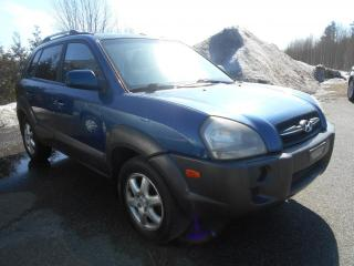 Used 2005 Hyundai Tucson for sale in Sorel-Tracy, QC