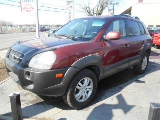 Used 2006 Hyundai Tucson for sale in Sorel-Tracy, QC