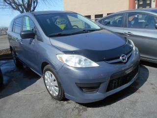Used 2010 Mazda MAZDA5 for sale in Sorel-Tracy, QC
