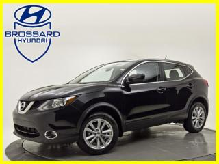 Used 2018 Nissan Qashqai AWD S CVT BLUETOOTH A/C MAGS VOLANT CHAUFFANT for sale in Brossard, QC