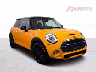 Used 2014 MINI Cooper Hardtop S Manuel A/C Mags Cuir Toit Pano Sièges Chauffants for sale in St-Hubert, QC