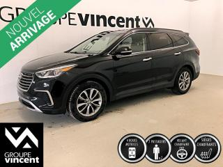 Used 2019 Hyundai Santa Fe XL PREFERRED AWD 7 PASSAGERS ** GARANTIE 10 ANS ** VUS à quatre roues motrices 7 passagers! for sale in Shawinigan, QC