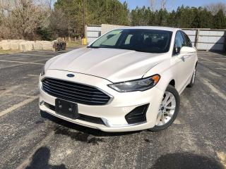 Used 2020 Ford Fusion Hybrid SEL for sale in Cayuga, ON
