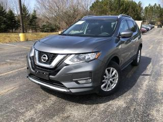 Used 2017 Nissan Rogue SV AWD for sale in Cayuga, ON