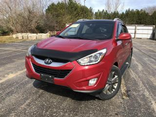 Used 2014 Hyundai Tucson GLS AWD for sale in Cayuga, ON