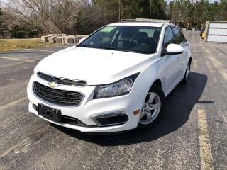 Used 2015 Chevrolet Cruze 2LT for sale in Cayuga, ON
