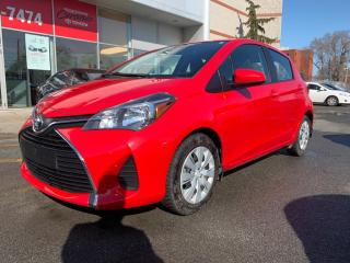 Used 2017 Toyota Yaris LE for sale in Longueuil, QC
