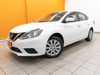 Used 2018 Nissan Sentra AUTOMATIQUE BLUETOOTH CAMÉRA *BAS KILOMÉTRAGE* for sale in St-Jérôme, QC