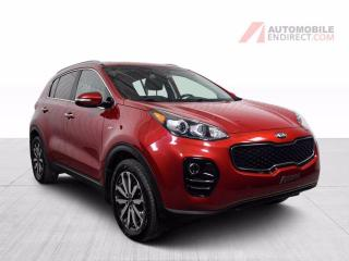 Used 2018 Kia Sportage EX AWD CUIR MAGS CAMERA DE RECUL for sale in St-Hubert, QC
