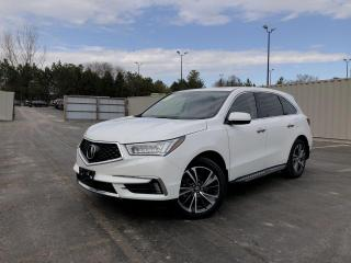 Used 2020 Acura MDX AWD for sale in Cayuga, ON