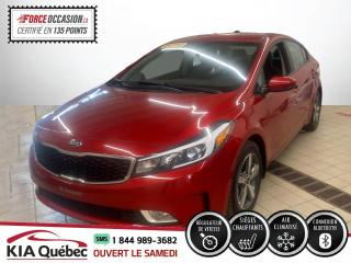 Used 2018 Kia Forte ** LX+ * AC * MAGS*  SIEGES CHAUFFANTS * for sale in Québec, QC