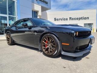 Used 2015 Dodge Challenger SRT Hellcat for sale in Winnipeg, MB