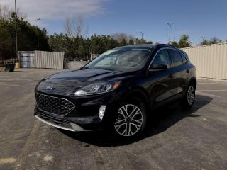 Used 2020 Ford Escape SEL AWD for sale in Cayuga, ON