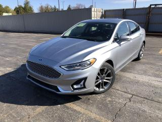 Used 2020 Ford Fusion Hybrid Titanium for sale in Cayuga, ON