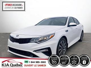Used 2019 Kia Optima ** LX+ *MAGS * ANGLE MORTS  * SIEGES CHA for sale in Québec, QC
