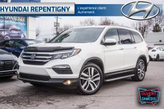 Used 2016 Honda Pilot 4WD Touring 7 places**navigation, dvd, cuir** for sale in Repentigny, QC