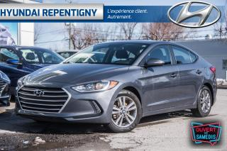Used 2018 Hyundai Elantra GL 4 PORTES**A/C, BLUETOOTH, ANDROID, APPLE ** for sale in Repentigny, QC