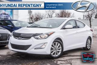 Used 2016 Hyundai Elantra GL SPORT**A/C, TOIT OUVRANT, MAGS, BLUETOOTH** for sale in Repentigny, QC