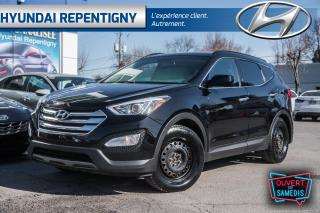 Used 2016 Hyundai Santa Fe Sport FWD 2.4L Premium**BLUETOOTH, CLIMATISATION 2 ZONE for sale in Repentigny, QC