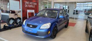 Used 2007 Kia Rio Berline 4 portes, boîte automatique, EX for sale in Beauport, QC