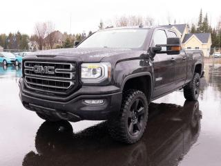 Used 2016 GMC Sierra 1500 ELEVATION 4X4 CAMÉRA BLUETOOTH *GR. REMORQUAGE* for sale in St-Jérôme, QC